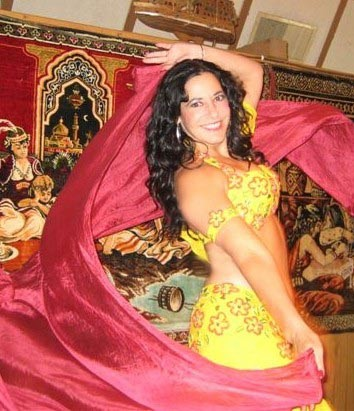 Aliyah Sahar, MN Belly Dance